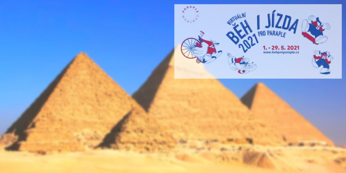 Cíl splněn. Vzhůru na pyramidy!