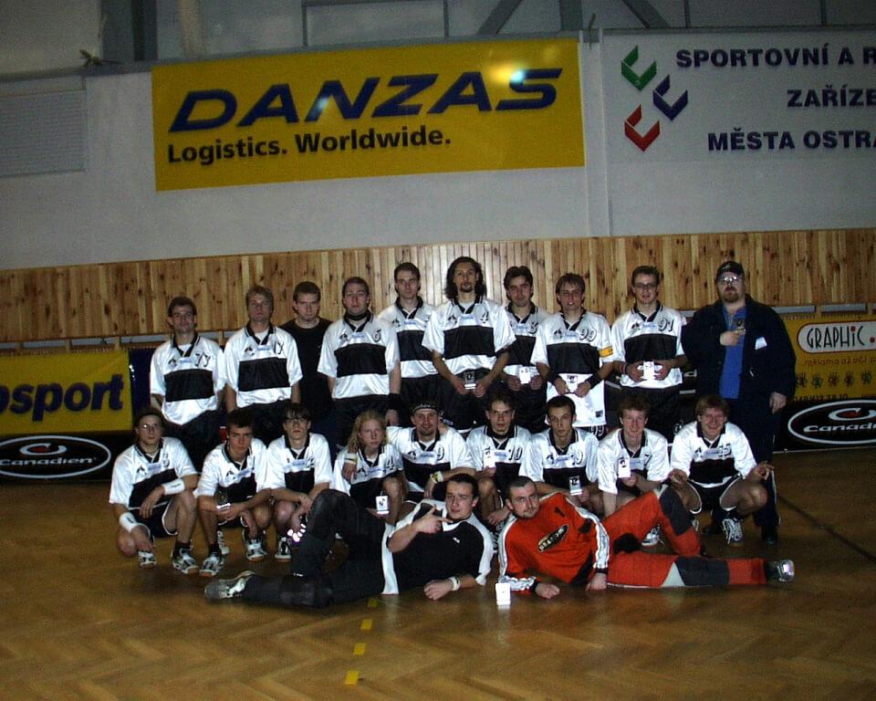 Pohár CFBU 2001